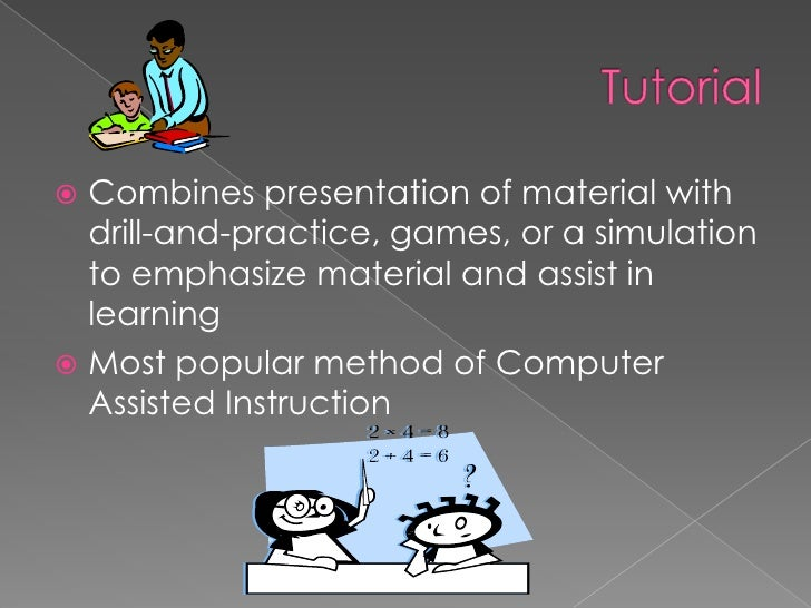 computer assisted instruction essay Throughout canada and the united states (us), computer-assisted instruction ( cai) has been used over the years to support student learning in some of these.