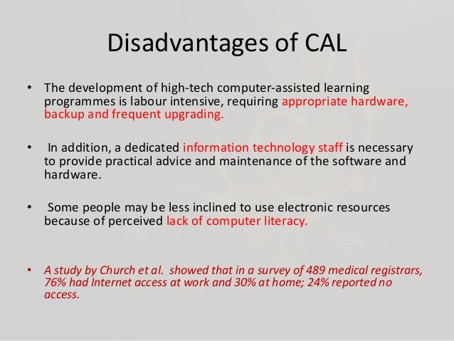 debate on disadvantages of computer 2018-7-11 the technology debate: optimism or caution spring  computers fit well with constructivist pedagogy because only one user or a small group can use a single computer.