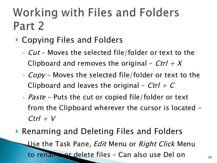 computer basics for seniors pdf