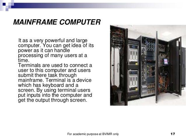 Computer basics unit-1