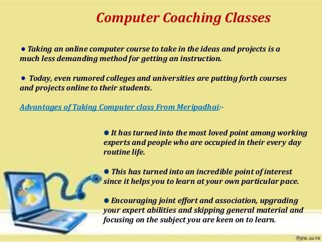 Best Computer Training Institutes Classes In Delhi Ncr Meripadhai
