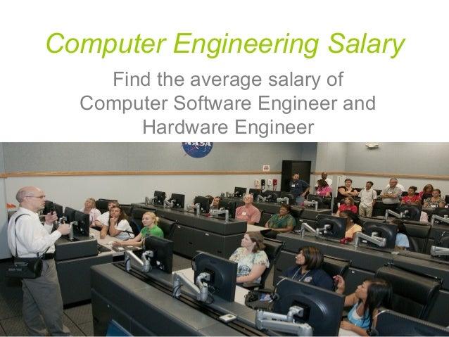 Computer Engineering Salary - Computer Engineer Salaries