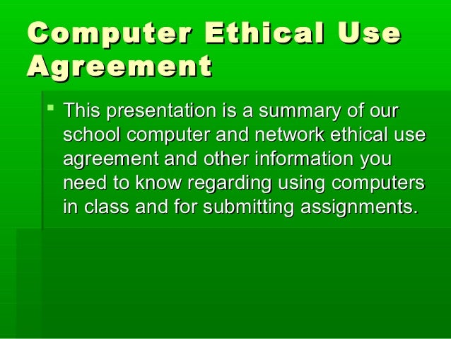 Syllabus: CS 3111 Computer Ethics