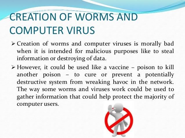 bad computer ethics