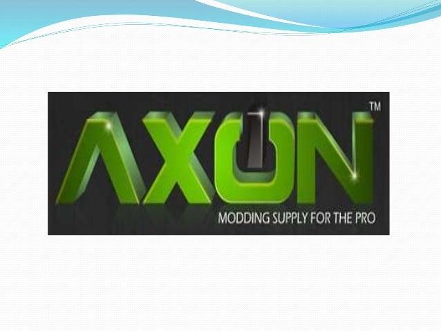 Computer Fan Controller - www.axonmodding.com