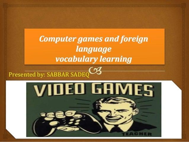 Presented by: SABBAR SADEQ