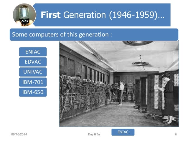 Pics For > First Generation Computers Edvac