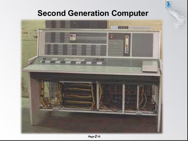 second generation of computers History of computer development & generation of computer second generation in that generation, computer will possess artificial intelligence and it would be.