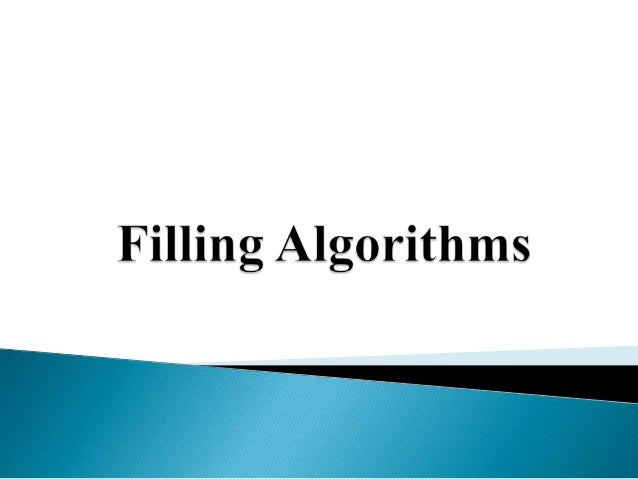 Simple Line Drawing Algorithm In C : Boundary fill algorithm in computer graphics wiki janam
