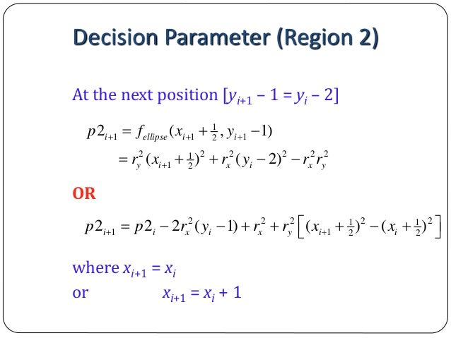 Bresenham Line Drawing Algorithm Description : Computer graphics bresenham s line drawing algorithm