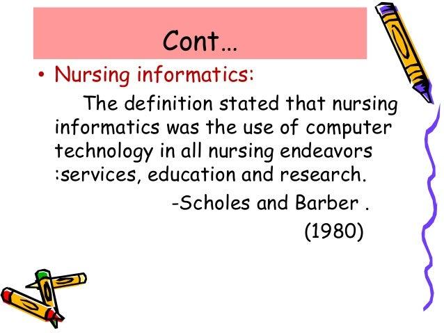nursing informatics task 2 Nursing and midwifery information and technology forum nursing and midwifery information and technology forum filed under: nnist, nursing informatics.