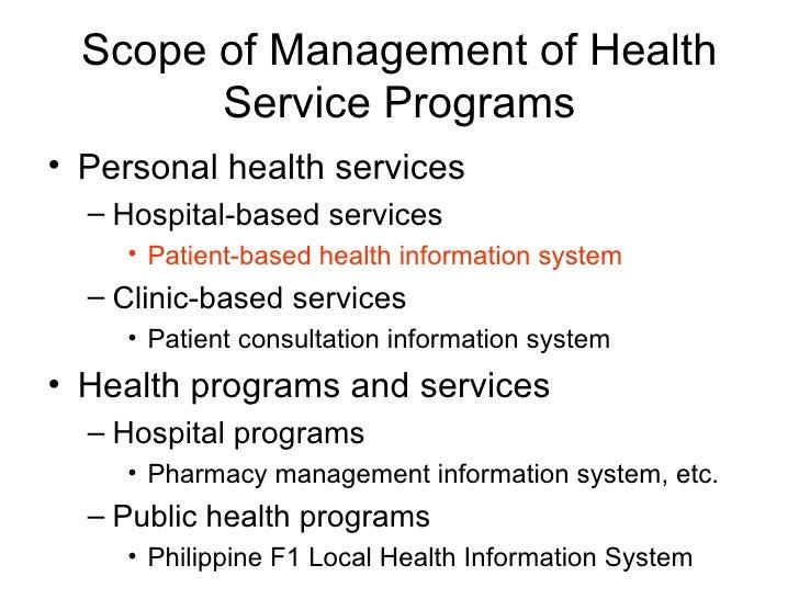 Advanced hospital management information system