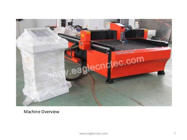 Computerized Plasma Cutter Cnc Metal Cutting Machine