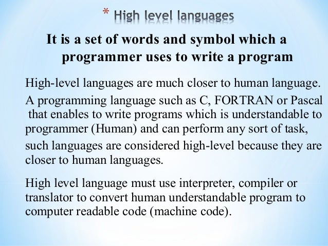 essay programming languages Programming languages essay writing service - new article reveals the low down on programminglanguages and why you must take action today what the.