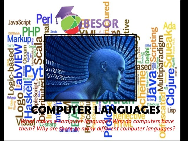 Computer Languages - What languages are there