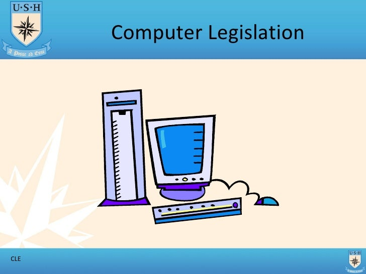 Computer Legislation