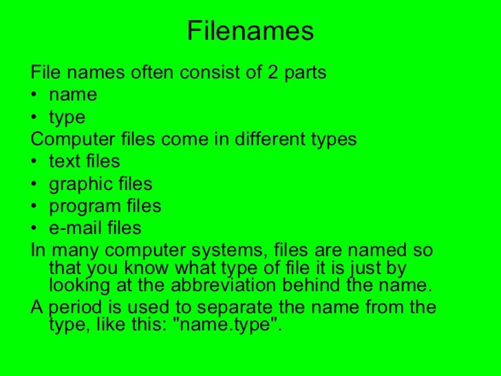 how to change file type to all files