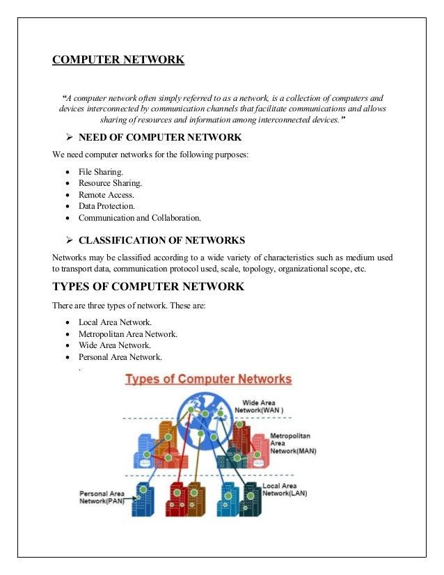 Computer Network & Types Slide 3