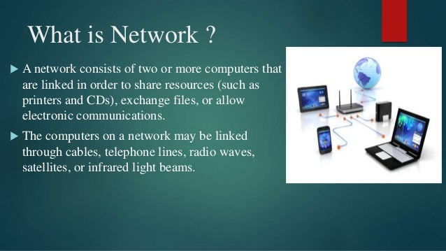 Computer networking ppt