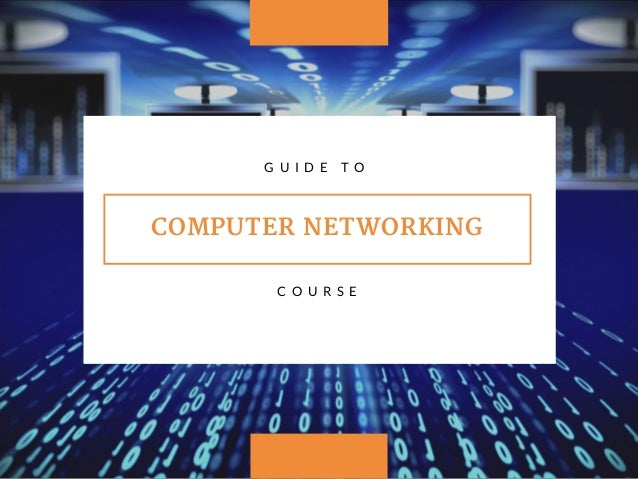 a guide to computer networks Computer network architects design and build data communication networks, including local area networks (lans), wide area networks (wans), and intranets these networks range from small connections between two offices to next-generation networking capabilities such as a cloud infrastructure that.