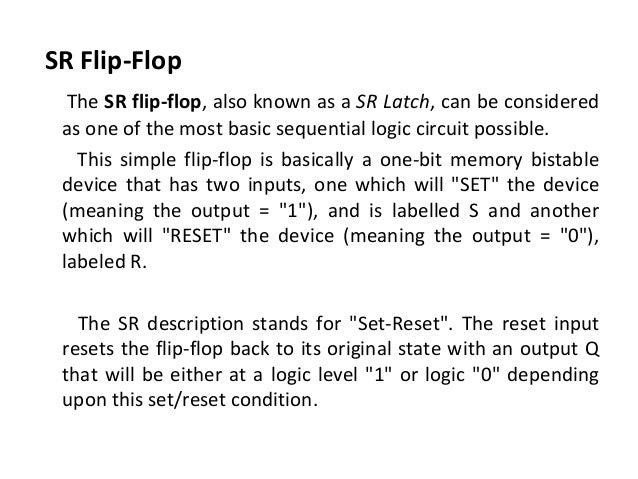 db1016c0d0c41c Computer Oragnization Flipflops