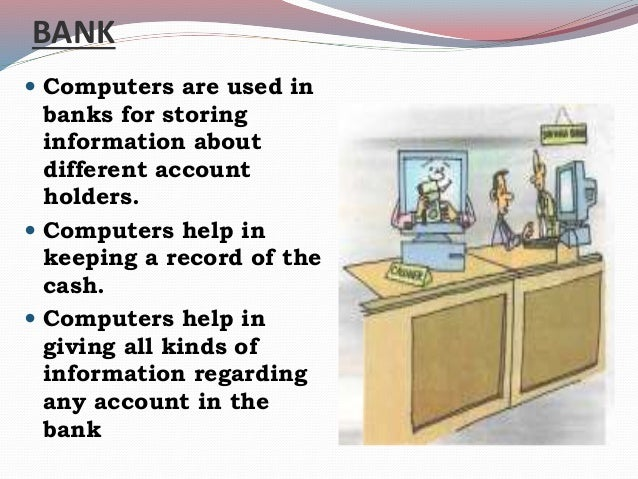 applications of computer Course overview course overview and description this course is designed to help teachers become familiar with various aspects of computer applications in educational settings.