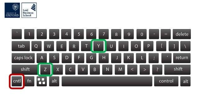 Ctrl-Z, Y Undo / Redo Ctrl-C, X, V Copy, Cut, Paste Win-Tab / Alt-Tab Switch windows / Display task switcher Ctrl-W / Alt-...