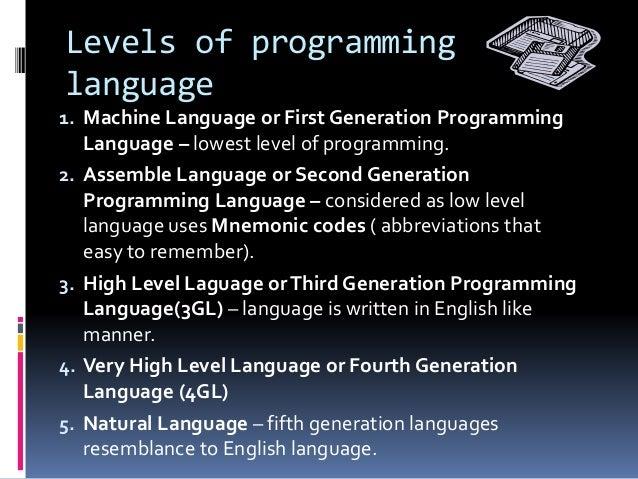 Basic Computer Programming