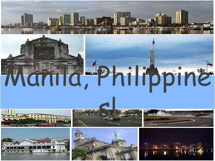 Manila, Philippines!<br />