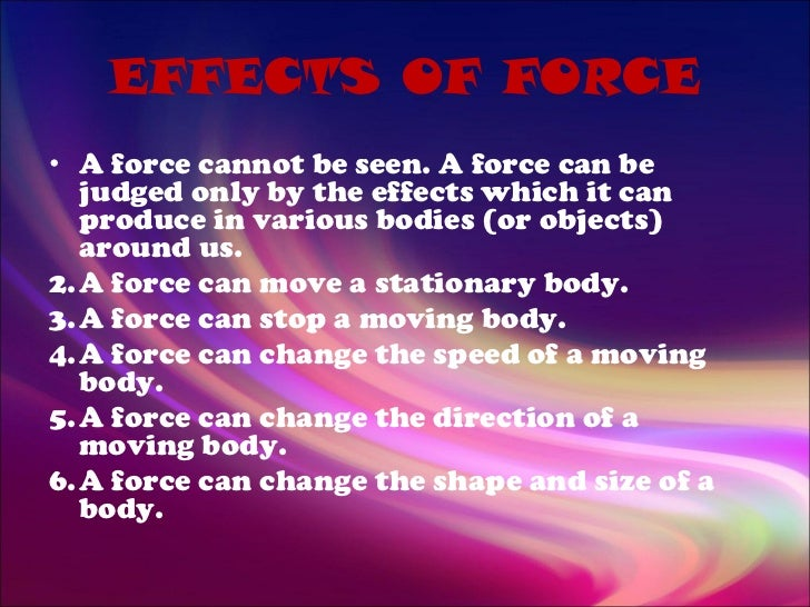 Effects on the body during motion | Homework Sample