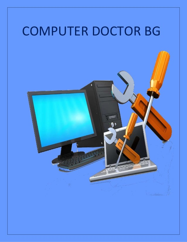 COMPUTER DOCTOR BG