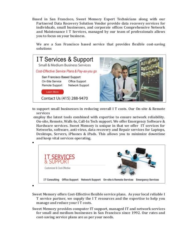 Laptop Repair San Francisco Slide 2