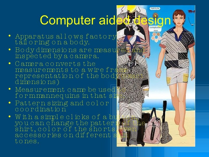 Computers In The Fashion Industry