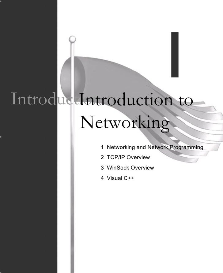 Introduction to          Introduction to                                  I          Networking            1 Networking an...
