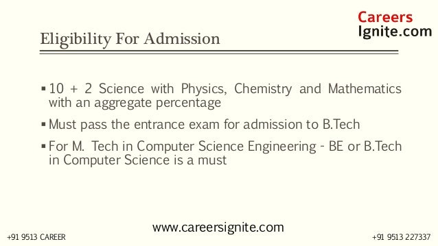 Computer Science Engineering Courses, Colleges, Eligibility, Jobs, Salary in India Slide 3