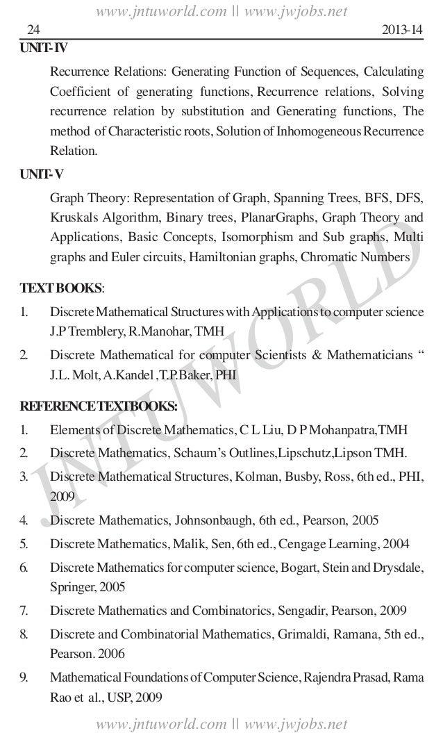 C L Liu Elements Of Discrete Mathematics Pdf