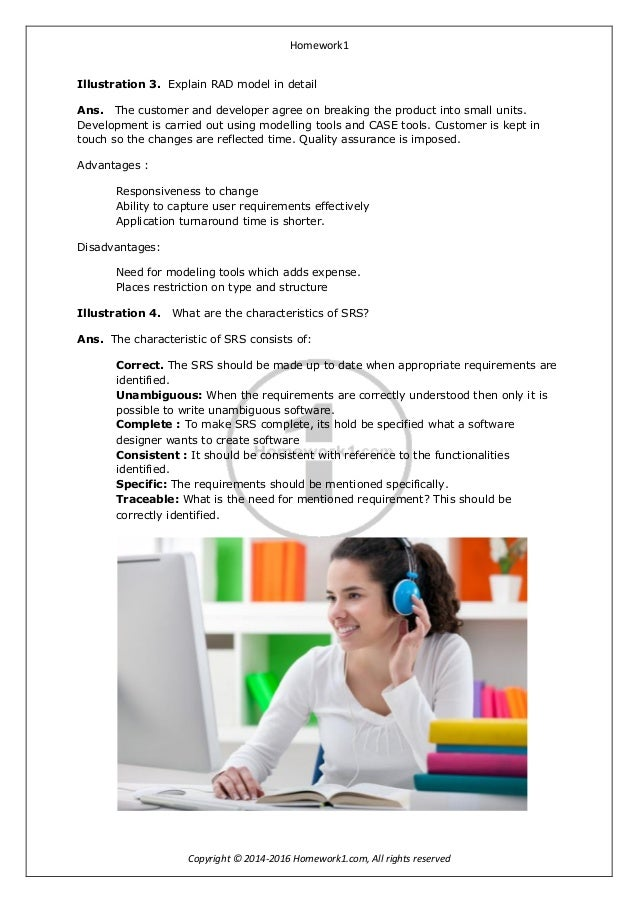Homework help with computers