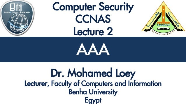 CCNA Security AAA