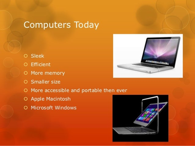 Future Computers Technology