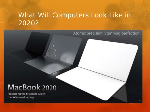Computers In 2020