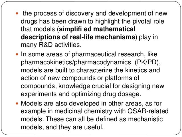 Computers in pharmaceutical research and development, General overview, Brief History