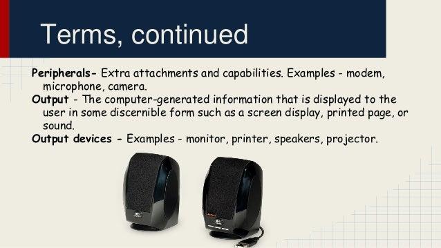 7 - Sound Computer Skills