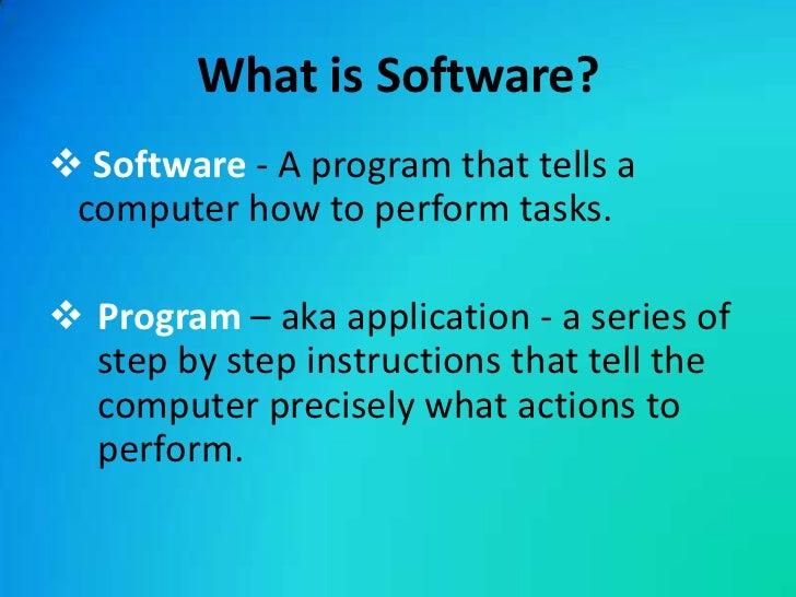 Http Www Slideshare Net Allsaintstech Computer Software 7th
