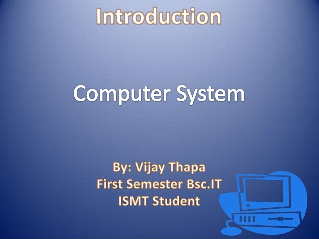 """Computer is an electronic device that can accept data, process it and give result. Computer stands for """"Commonly Operate..."""