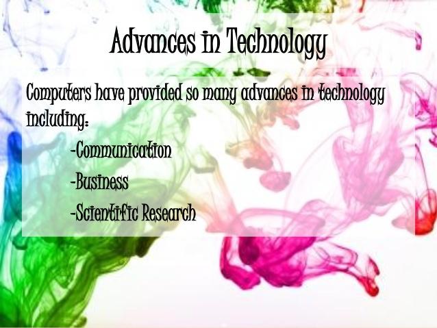 Computer science term paper ideas