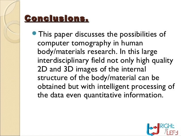 thesis on computed tomography Here you will find links to doctor-reviewed articles about computed tomography ( ct or cat scan.
