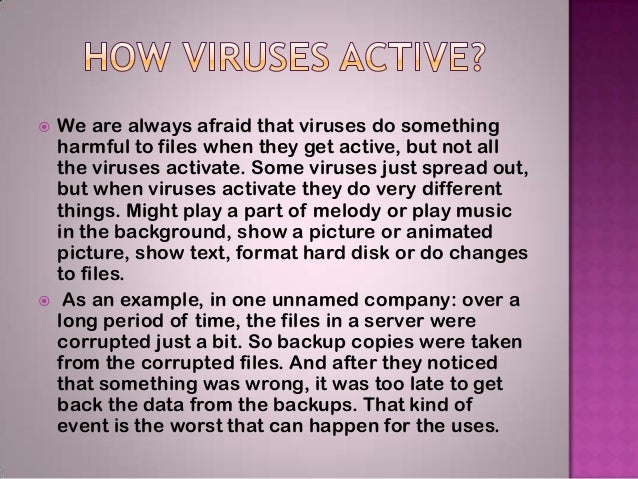 Types Of Computer Virus Pdf