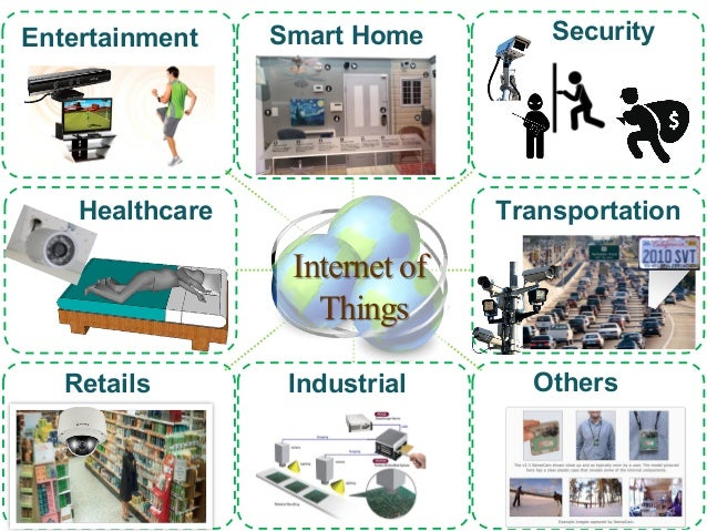 Computer Vision in the Age of IoT Slide 2