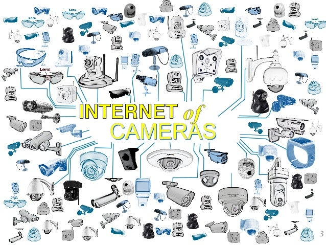 Computer Vision in the Age of IoT Slide 3