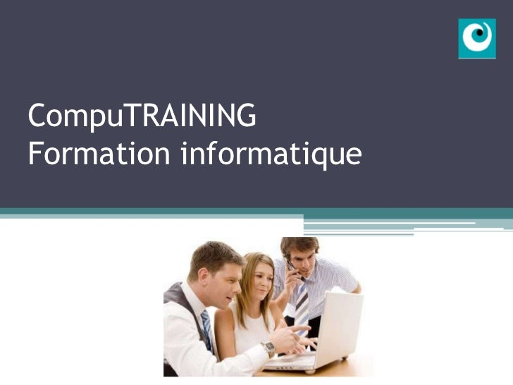 CompuTRAININGFormation informatique